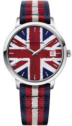 Raymond Weil Watch Toccata Brits Limited Edition 5588-BRIT16