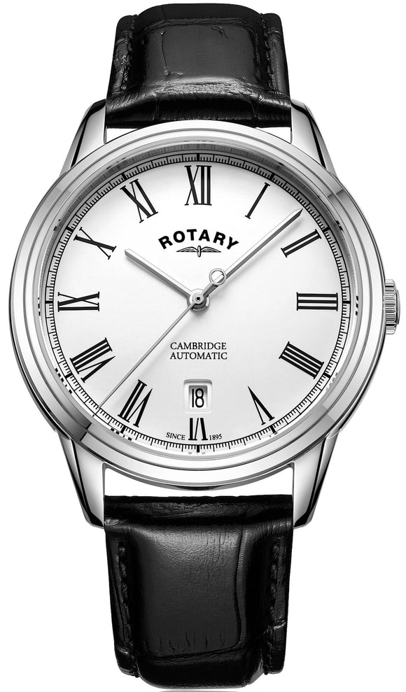 Rotary Watch Cambridge Auto Mens GS05250/01