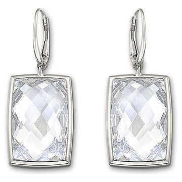 Swarovski Earrings Nirvana Crystal