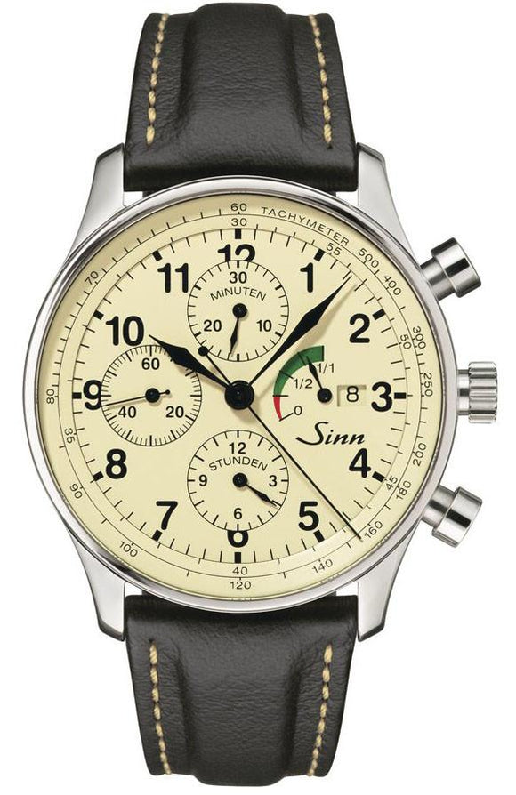 Sinn Watch 956 Classic Leather 956.012 LEATHER