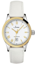 Sinn Ladies Watches 456 ST 18 kt R Leather D 456.022 LEATHER