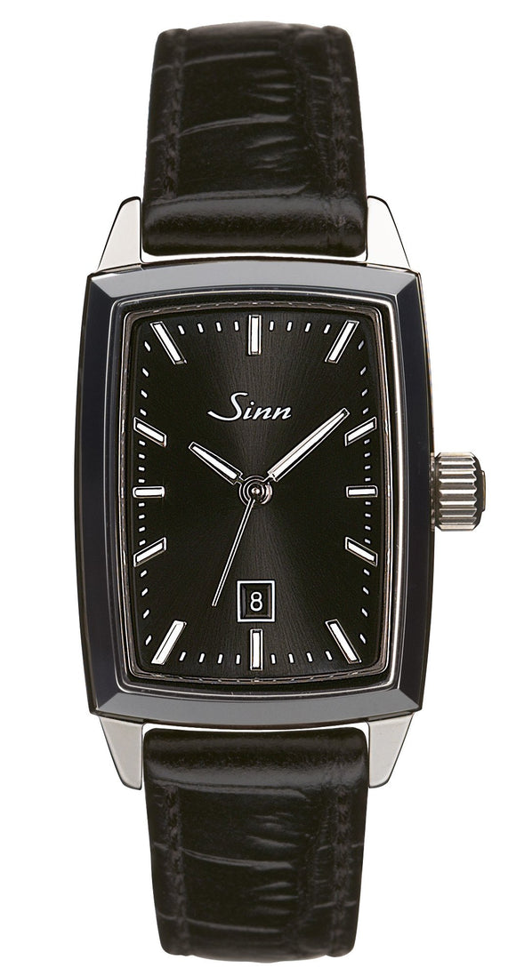 Sinn Ladies Watches 243 Ti Z S With Zirconium Oxide D 243.020 BLACK LE