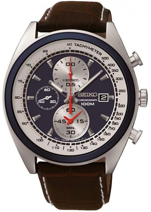 Seiko Watch Solar Chronograph S SNDF95P1