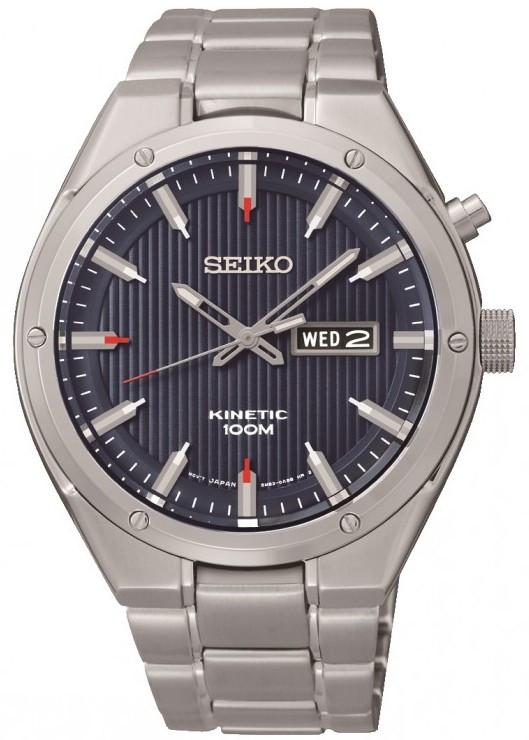 Seiko Watch Solar Gents SMY149P1