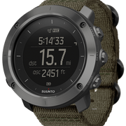 Suunto Watch Traverse Graphite SS022293000