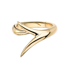 Shaun Leane Interlock Me 18ct Yellow Gold Promise Ring
