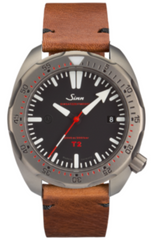 Sinn Watch T2 EZM 15 Vintage Cowhide Brown