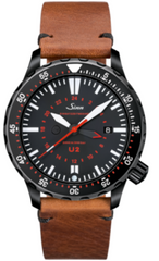 Sinn Watch U2 S - EZM 5 Vintage Cowhide Brown