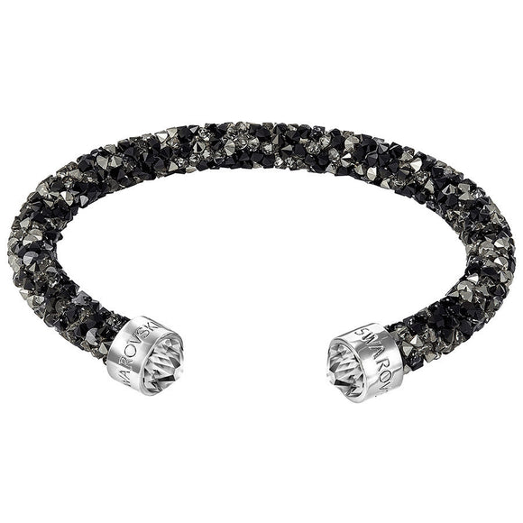Swarovski Crystaldust Dark Crystal Bangle 5250065