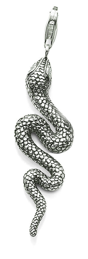 Thomas Sabo Charm  Sterling Silver Club Snakependant