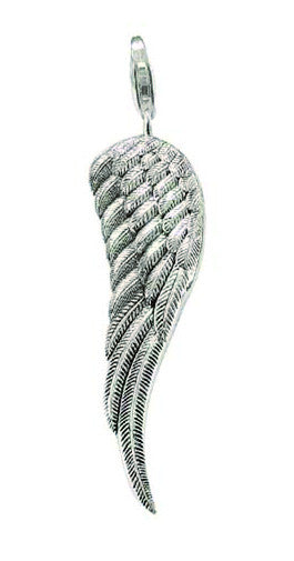 Thomas Sabo Pendant Silver Curved Wing