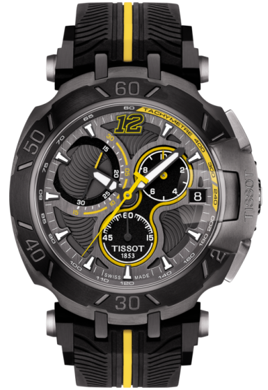 Tissot Watch T-Race Thomas Luthi 2017 Limited Edition T0924173706701