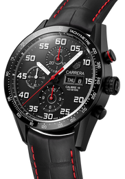 TAG Heuer Watch Carrera Day Date Automatic Chronograph D