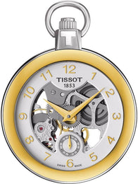 Tissot Watch Pocket Mechanical Skeleton T8534052941200