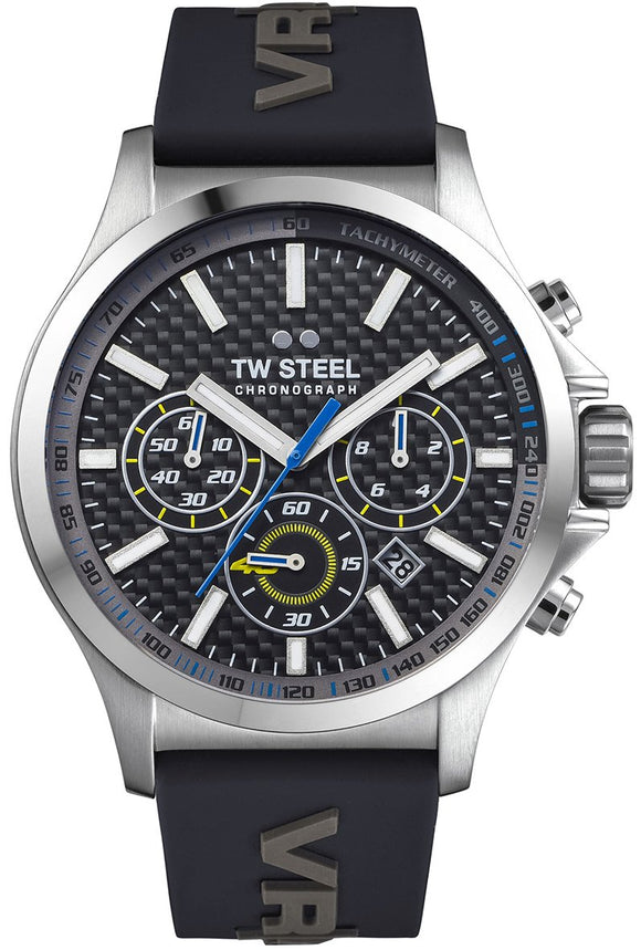 TW Steel Watch Yamaha Factory Racing 48mm