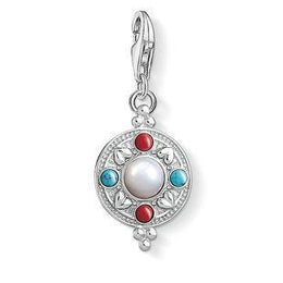 Thomas Sabo Charm Club Ethnic Coin Charm 1467-336-7