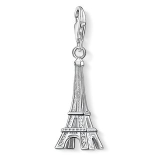 Thomas Sabo Charm Club Sterling Silver Eiffel Tower Charm