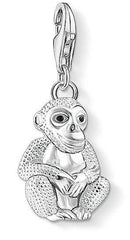 Thomas Sabo Charm Club Sterling Silver Monkey Charm D