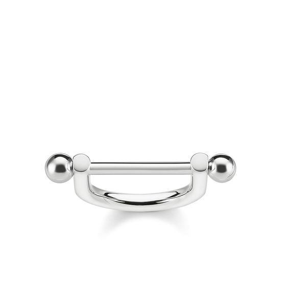 Thomas Sabo Glam And Soul Sterling Silver Iconic Ring