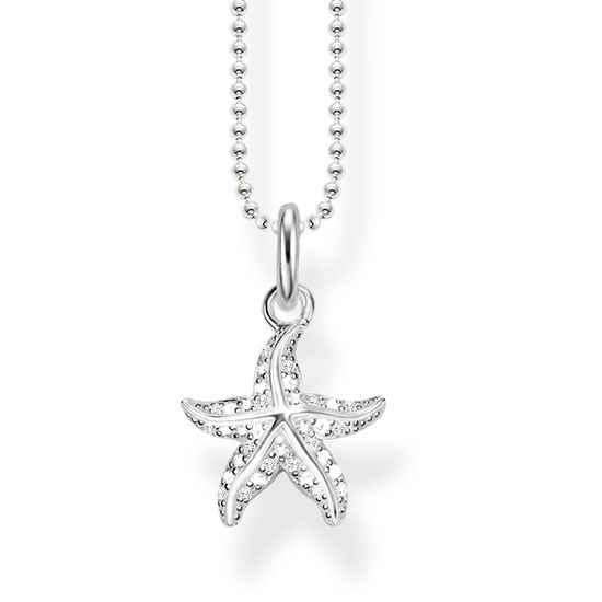 Thomas sabo glam and soul sterling silver starfish necklace ke1754 thomas sabo glam and soul sterling silver starfish necklace aloadofball Gallery