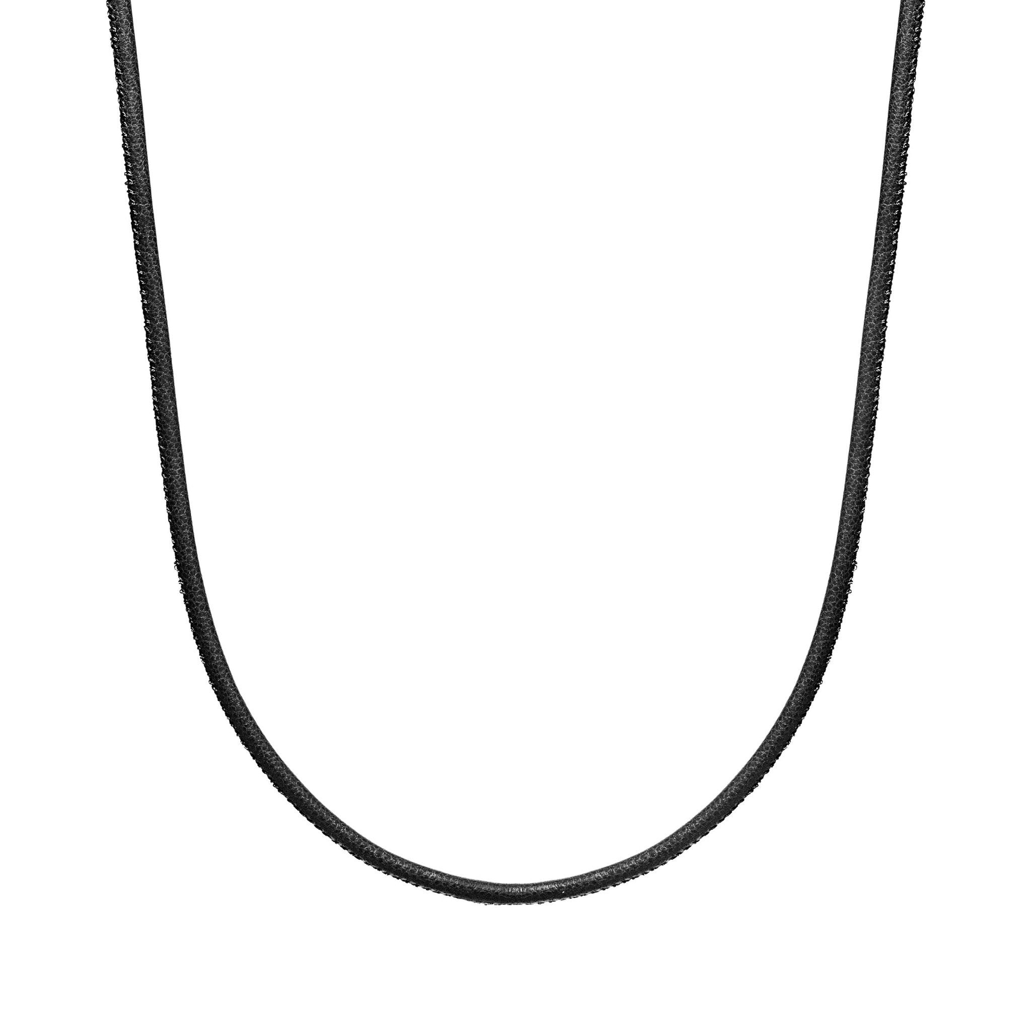 mizuki gold bolo in designers zoom necklaces product slider necklace leather diamond miz black