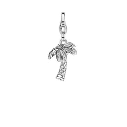 Ti Sento Sterling Silver Palm Tree Charm 8424SI