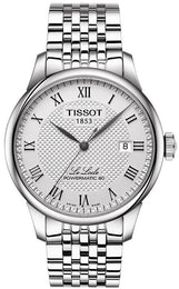 Tissot Watch Le Locle Mens Powermatic 80 T0064071103300