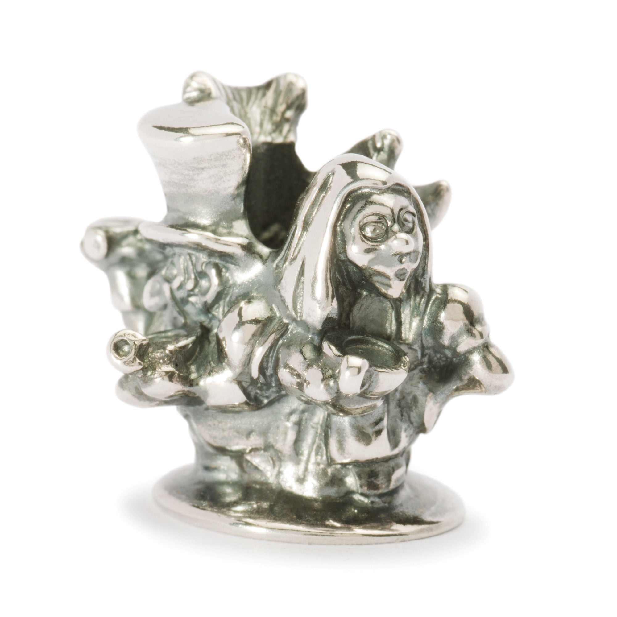 Trollbeads Bead Silver English Tea Party