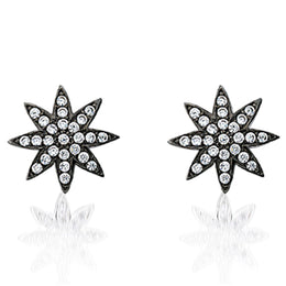 Vixi Jewellery Nova Earrings NOVA-SST.B