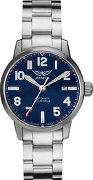 Aviator Watch Vintage Airacobra Auto V.3.21.0.138.5