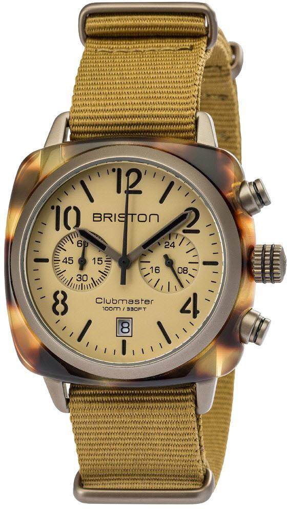 Briston Watch Clubmaster Classic Trendsetters 16140.PKA.TS.20.NBZ