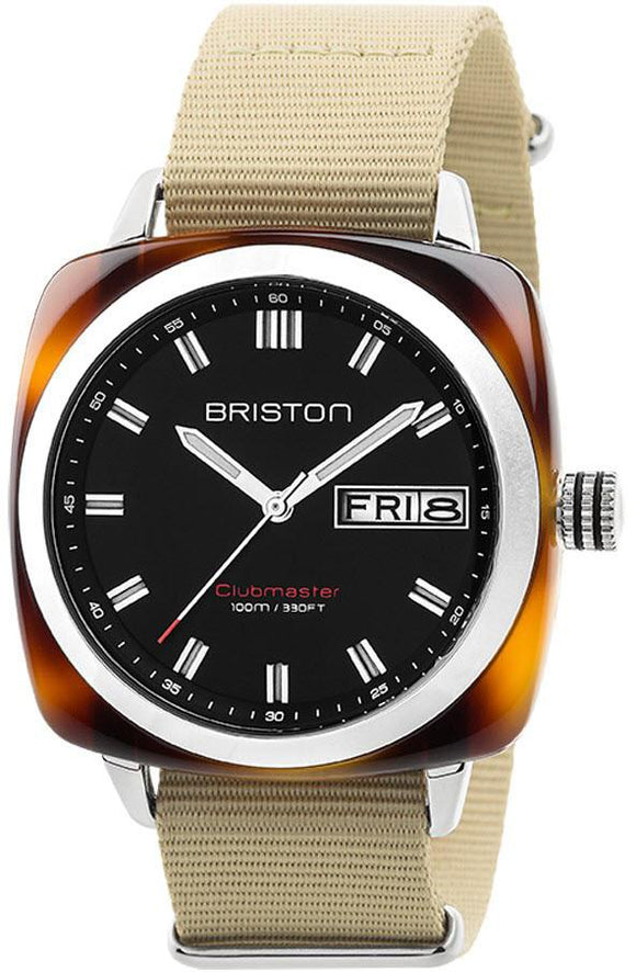 Briston Watch Clubmaster Sport Icons 17342.SA.TS.1.NK
