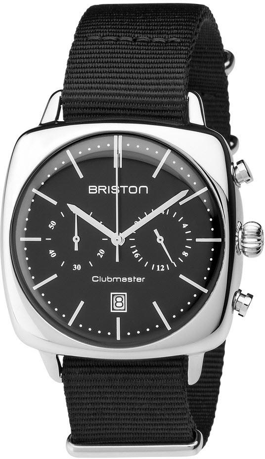 Briston Watch Clubmaster Vintage Timeless 17140.PS.V.1.NB