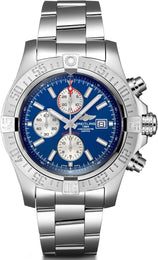 Breitling Watch Super Avenger II Steel 48 Chronograph A13371111C1A1