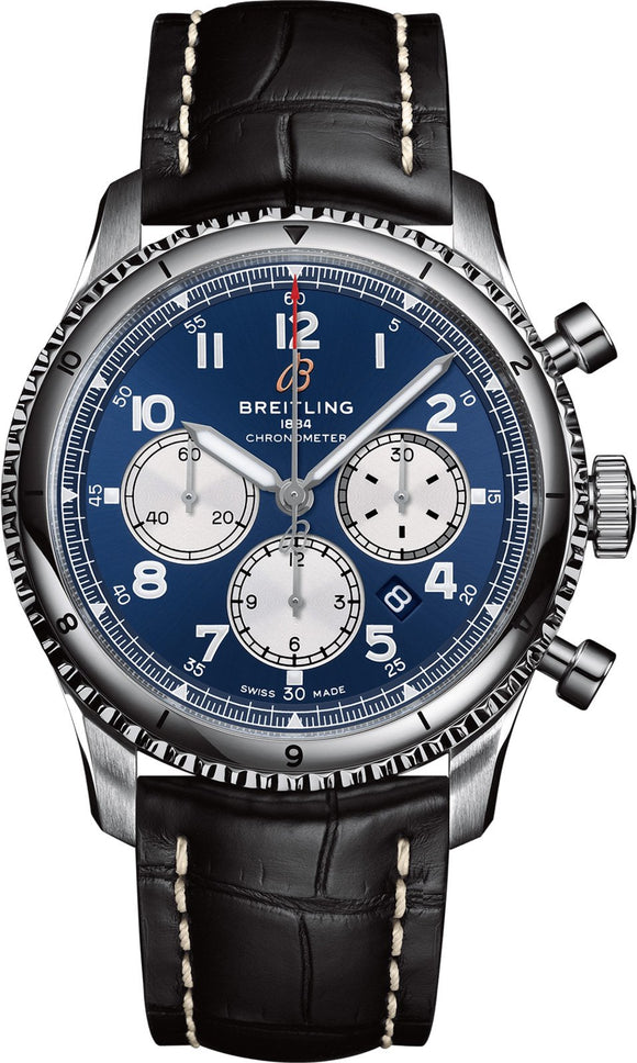 Breitling Watch Aviator 8 B01 Chronograph 43 AB0119131C1P1