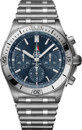 Breitling Watch Chronomat B01 42 Frecce Tricolori Limited Edition AB01344A1C1A1