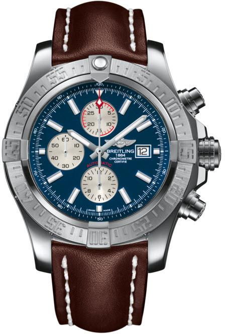 Breitling Watch Super Avenger II Chronograph A1337111/C871/443X