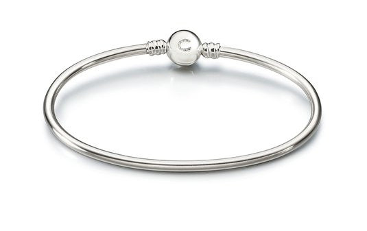 Chamilia Bangle Brilliance Silver