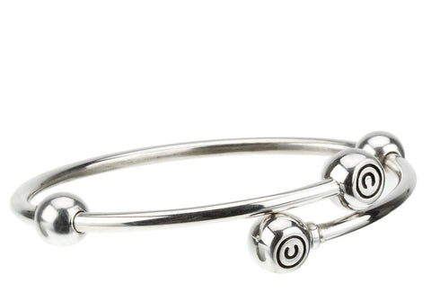 Chamilia Bangle Flex Silver Large