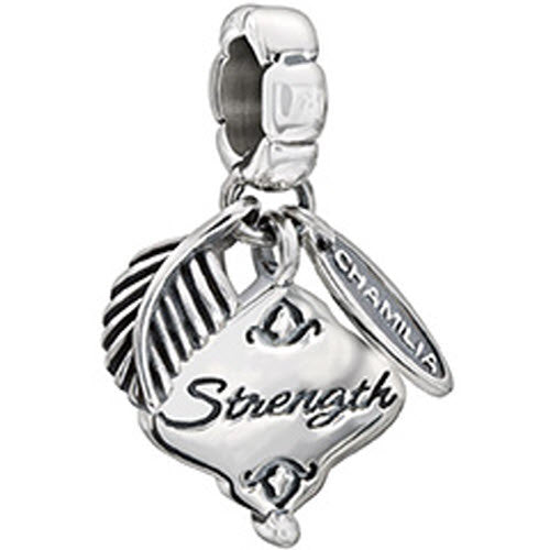 Chamilia Charm Her Gift of Strength Silver