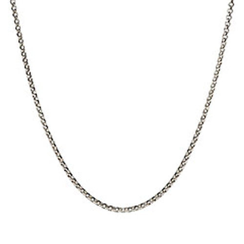 Chamilia Chain Box Snap Silver