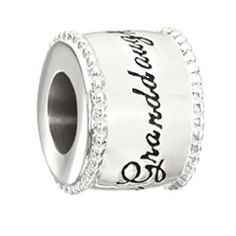 Chamilia Charm Granddaughter Wheel Silver