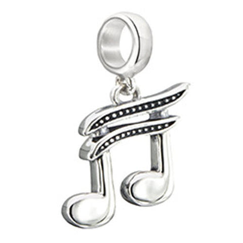 Chamilia Charm High Note Music Silver
