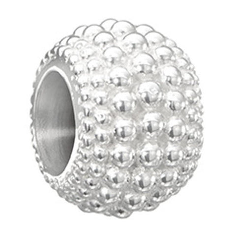 Chamilia Charm Iconic Spacer Bright Silver