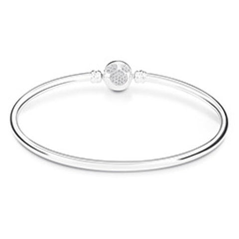 Chamilia Silver Disney Mickey Mouse Brilliance Bangle
