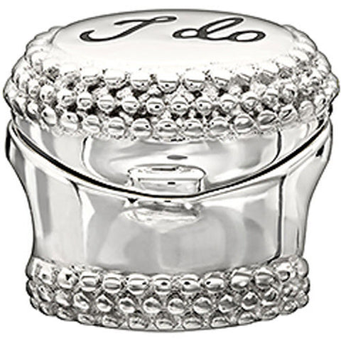 Chamilia Charm I Do Ring Box Silver