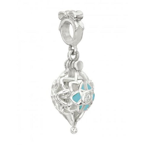 Chamilia Charm North Star Silver