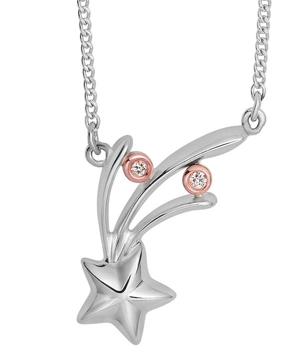 Clogau Pendant Make A Wish Silver