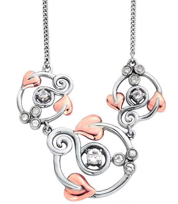 Clogau Necklace Origin Silver