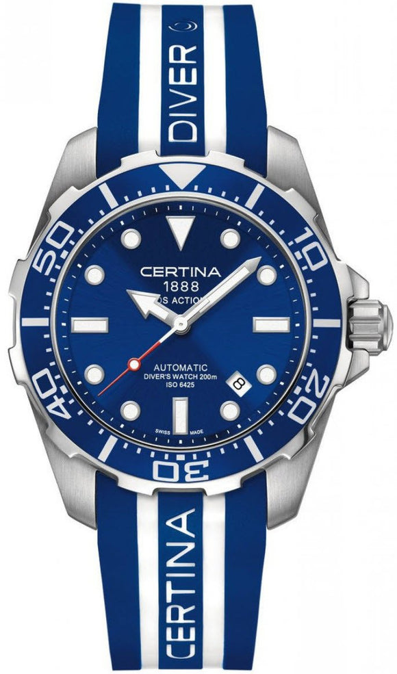 Certina Watch DS Action Divers Automatic C013.407.17.041.00